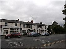 SO9621 : The London Inn, Charlton Kings by John Lord