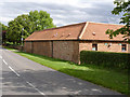 SK7775 : Former farm building at Manor Farm by Alan Murray-Rust