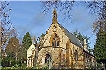 SP2055 : Saint Gregorys Catholic Church, Warwick Road, Stratford on Avon by Ann Causer