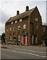 TQ4721 : Former post office, Uckfield by Julian Osley