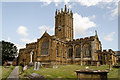 ST3614 : The Minster Church of St Mary the Virgin, Ilminster by Julian P Guffogg