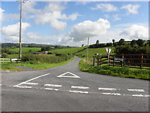 H6156 : Lettery Road, Lettery by Kenneth  Allen