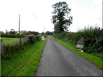 H6156 : Lettery Road, Tullybyran by Kenneth  Allen