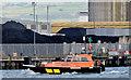 J3575 : Pilot boat, Belfast harbour (August 2014) by Albert Bridge