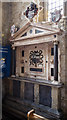 ST3614 : Monument to Humphrey Walrond, St Mary's church, Ilminster by Julian P Guffogg