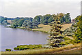 SP4416 : Blenheim Palace Park, view over Queen's Pool by Ben Brooksbank