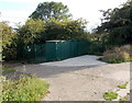 SK4103 : Sewage pumping station east of Market Bosworth by Jaggery