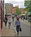 TL4458 : Market Street by John Sutton