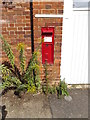 TL9933 : Church Street Victorian Postbox by Adrian Cable