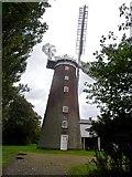 TM2649 : Buttrum's Mill, Woodbridge by Bikeboy