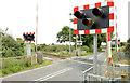 J1662 : Trummery level crossing, Moira - August 2014(1) by Albert Bridge