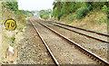 J1662 : Railway at Trummery, Moira (August 2014) by Albert Bridge