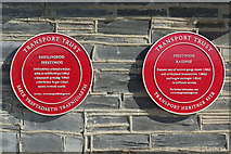 SH5738 : Ffestiniog Railway - Transport Heritage Site by Stephen McKay