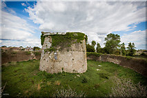 TQ9418 : Martello Tower at Rye Harbour by David Raine