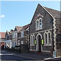 ST4171 : Salvation Army Hall in Clevedon by Jaggery