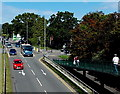 ST3091 : Stagecoach Sunday bus service, Malpas, Newport by Jaggery