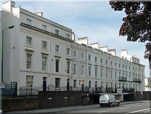 SK5640 : Derby Terrace, Derby Road, Nottingham by Stephen Richards