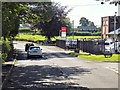 SJ8468 : Marton, Congleton Road (A34) by David Dixon