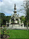 NS5766 : Stewart Memorial Fountain by Thomas Nugent