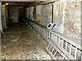 SP2429 : The beer cellar and its long ladder, Chastleton House, Chastleton, Oxfordshire by Brian Robert Marshall