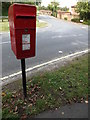 TM1242 : Cottingham Road Postbox by Adrian Cable