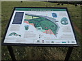 TM1242 : Belstead Brook Park Information Board by Adrian Cable