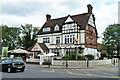 TQ3866 : The Railway (pub), West Wickham by Robin Webster