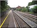 ST7082 : Yate railway station, Gloucestershire by Nigel Thompson