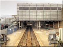 SJ8499 : Manchester Victoria Station - August 2014 by David Dixon
