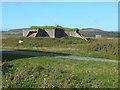 NR2166 : World War II bunker at Saligo by Oliver Dixon