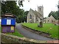 TL2572 : All Saints Church, Hartford, Huntingdon by Richard Humphrey