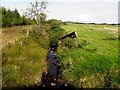 H1686 : Meenloskybane Burn, Meenagoland / Cronalaghey by Kenneth  Allen