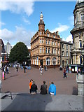 TA0928 : Queen Victoria Square, Hull  by JThomas
