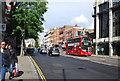 TQ2579 : Kensington High St by N Chadwick