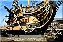 SU6200 : HMS Victory by Peter Skynner