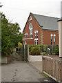 SK8078 : Former Methodist Chapel, Rampton by Alan Murray-Rust