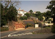SX9065 : Junction on Teignmouth Road, Torquay by Derek Harper