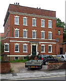 SK7954 : North Gate House, North Gate, Newark-on-Trent by Stephen Richards