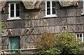 SX8547 : Reeds on the facade, Blackpool by Derek Harper