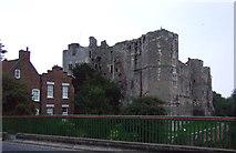SK7954 : Newark Castle from Trent Bridge by JThomas