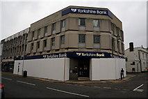TA2609 : Yorkshire Bank on Bethlehem Street, Grimsby by Ian S