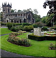 SJ8481 : Church and War Memorial Gardens, Wilmslow by Jaggery