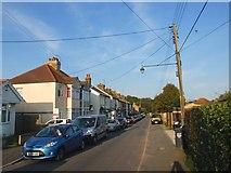 TQ5571 : Mill Road, Hawley by Chris Whippet