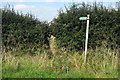 TL1541 : Public footpath to Southill by Philip Jeffrey