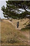 TF7144 : The White Trail through Holme Dunes NNR by Pauline E