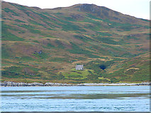NM7103 : Shooting lodge in Gleann a Mhaoil by Oliver Dixon