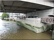 TQ3280 : Underneath London Bridge by Chris Whippet