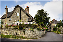 ST5707 : Melbury Osmond by Mike Searle