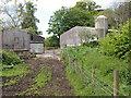 SX9196 : Farmyard near Pynes House by Tony Atkin