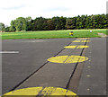 TG2723 : View across the main runway by Evelyn Simak